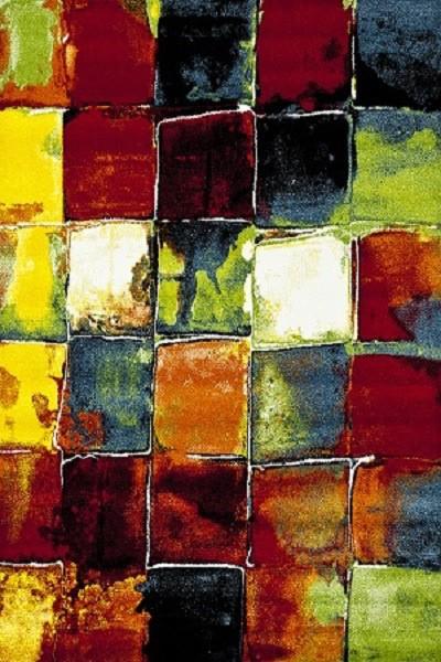 Merinos Inception Time Teppich | Multicolor