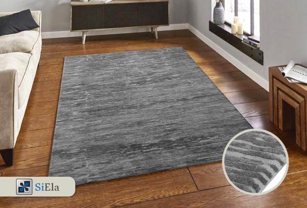 Siela Lina City Teppich | Grau