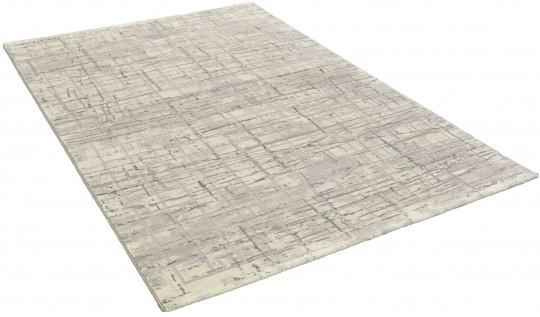 Merinos | Elite Series | Teppich | Polyester | Grau | Beige