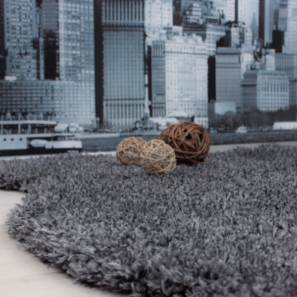 Ayyildiz New Form Hochflor Teppiche | Antracite Beige Creme Grau Rose Türkis-Copy