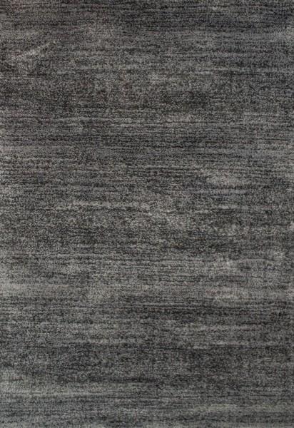 Festival Home Sky Teppich | Polyester Microfaser | Silber Braun Grau
