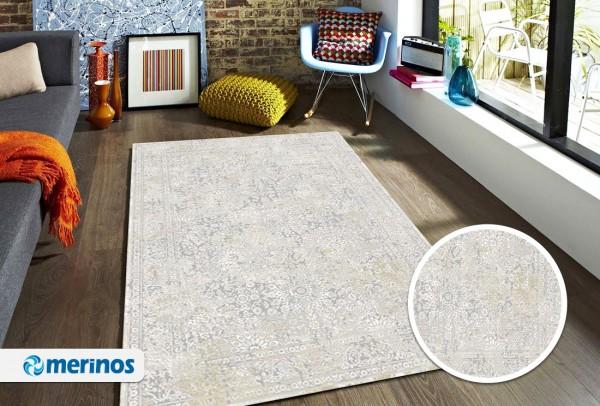 Merinos Sophistic Teppich | Beige | M-24057-957-Beige