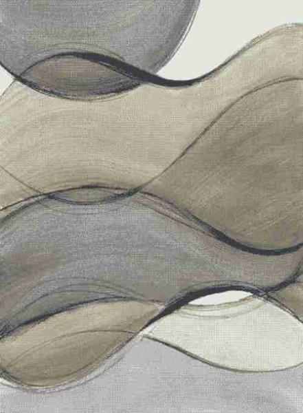 Merinos Dream Share Teppich  Grau