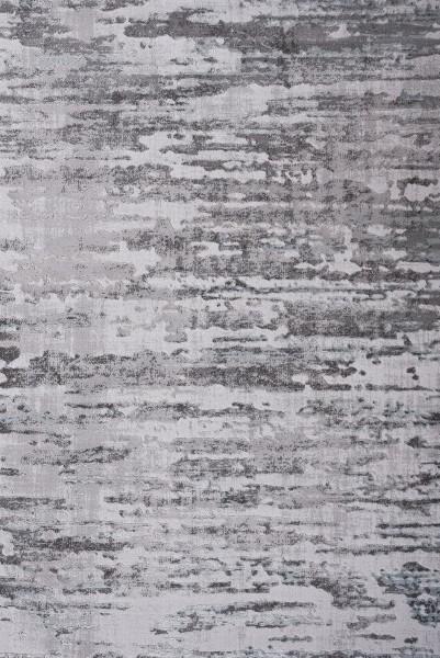 Festival Deco Prime Teppich | Polypropylen & Polyester | Grau