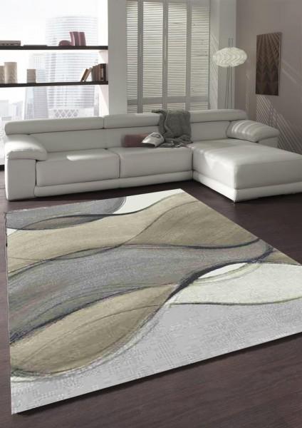 Merinos Dream Share Teppich |Grau