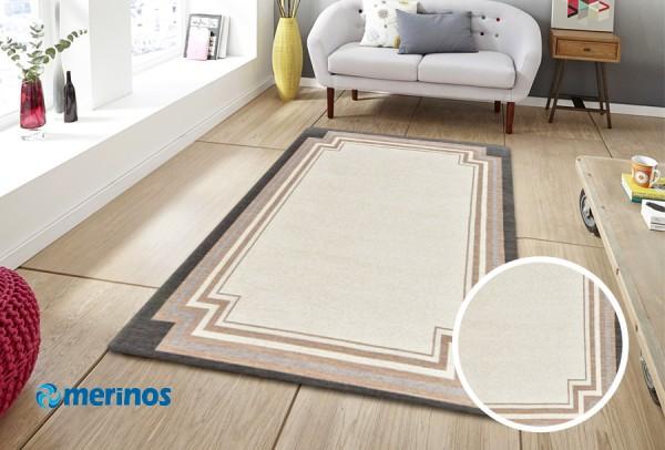 Merinos | Marakesh Teppich | Baumwolle & Polyacryl & Polyester | M-1088-70