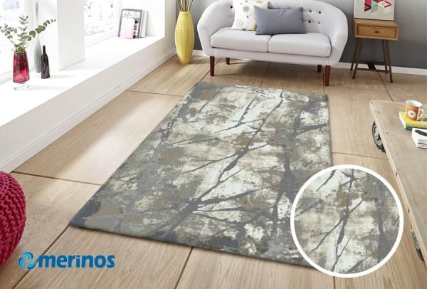 Merinos Natural Vintage Teppich | Natural
