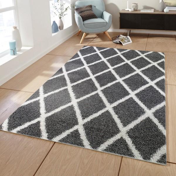 Siela | Efsane Teppiche | Grau