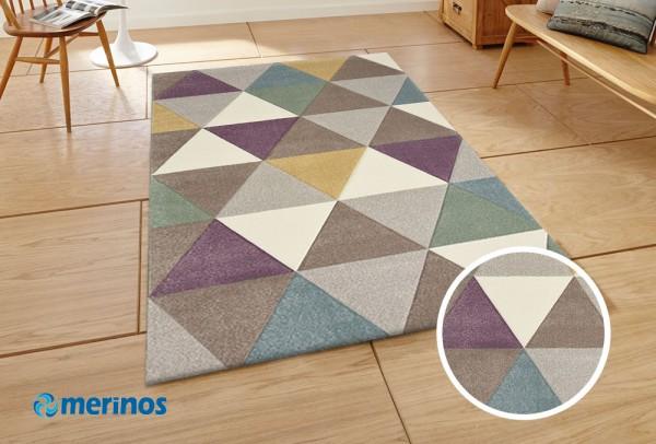 Merinos Just You Teppich | Mehrfarben