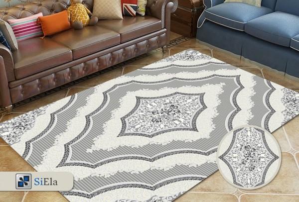 Siela Free Park Teppich | Grau