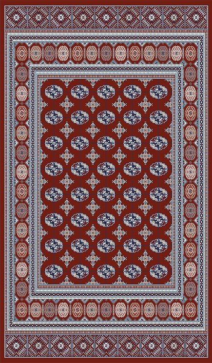 Samarkand-7403A-Red