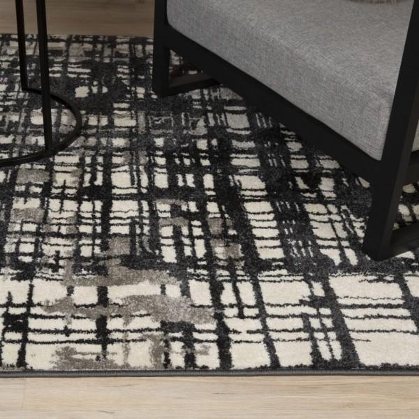 Obsession Best Away Teppich | Grau Grün