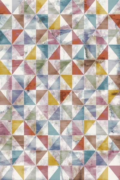 Festival Art Travel Teppich | PP Heatset | Mehrfarben