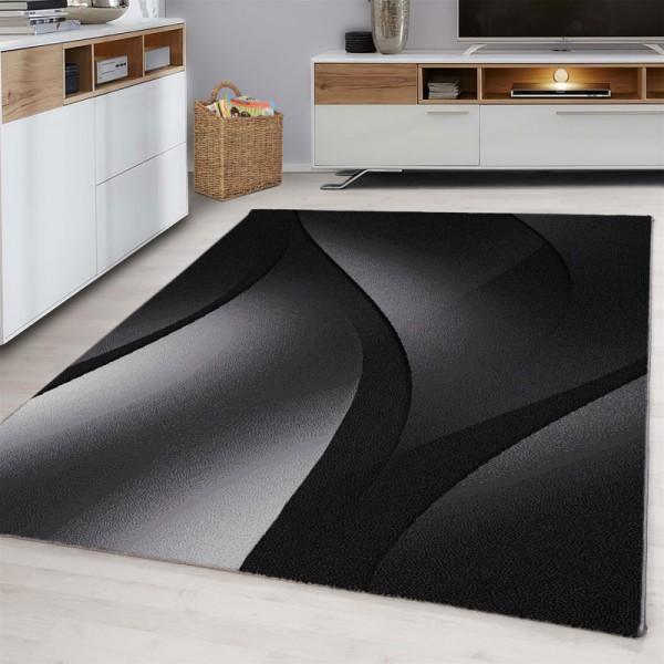 Ayyildiz Teppiche | Plus | Teppich | 100% PP Heatset | Höhe 6mm | 1,4 kg | Rechteckig