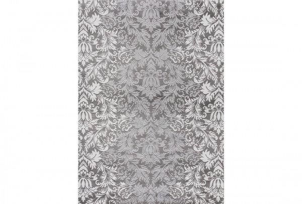 Flora Nort Palace Teppich   Grau