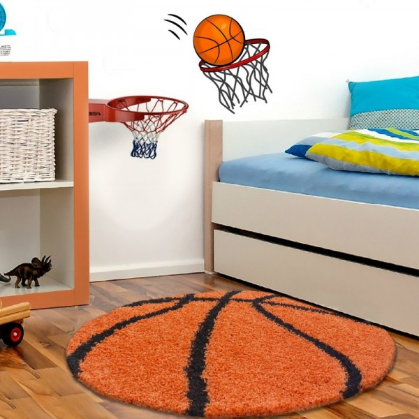 Ayyildiz Basketball Win Teppiche | Orange