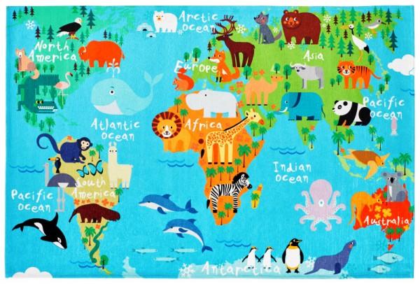 Obsession Fun Play Kinderteppich | Mehrfarben