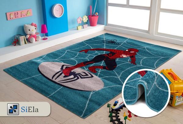 Siela Pal Life Kinderteppich | Blue
