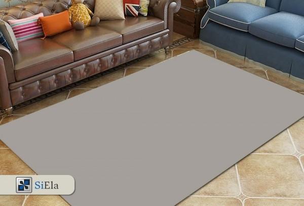 Siela | Bemol Collection Teppich | Grau | Braun | %100 Polypropylen Heatset | S-2144