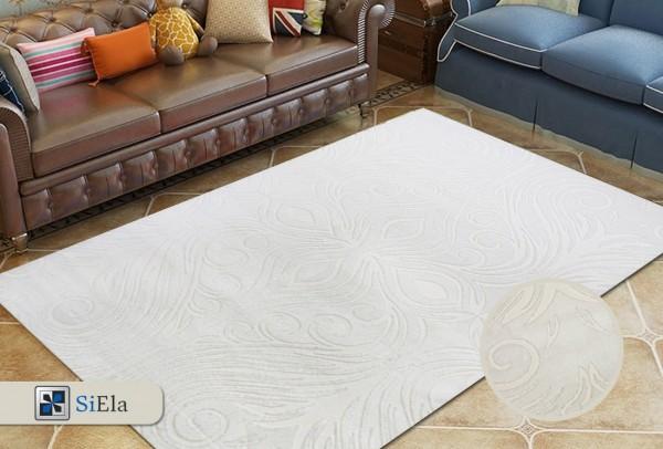 Siela Free Park Teppich | Creme
