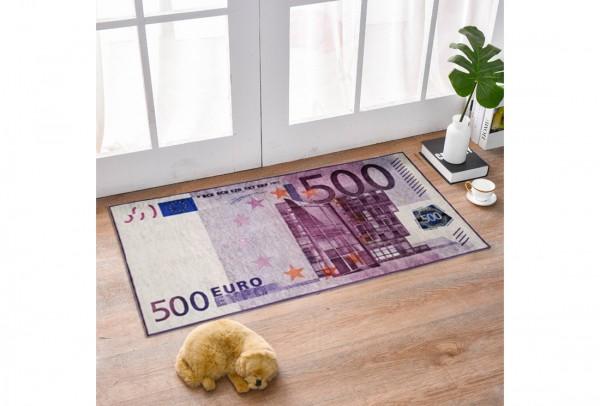 Siela | Euro Design | Waschbarer Teppich | 60 cm x 120 cm